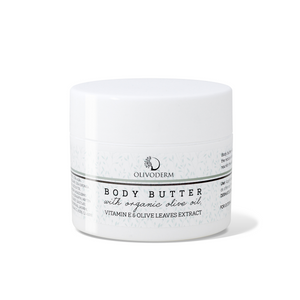 Hydrating Body Butter | Olivoderm