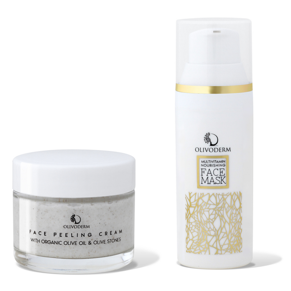 Renew & Radiance Set | Olivoderm