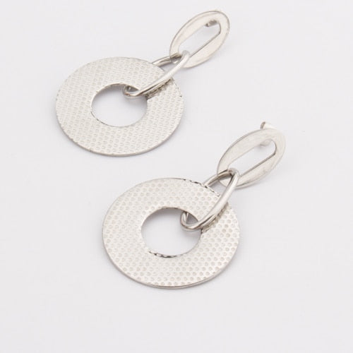 Dangle Earrings Stainless Steel for Women | Shop Latest Jewelry Accessories | Judelry.com