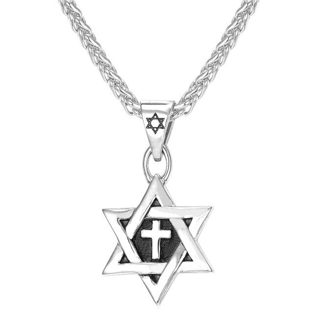 Magen David Star Necklaces & Pendants | Shop Latest Jewelry Accessories | Judelry.com