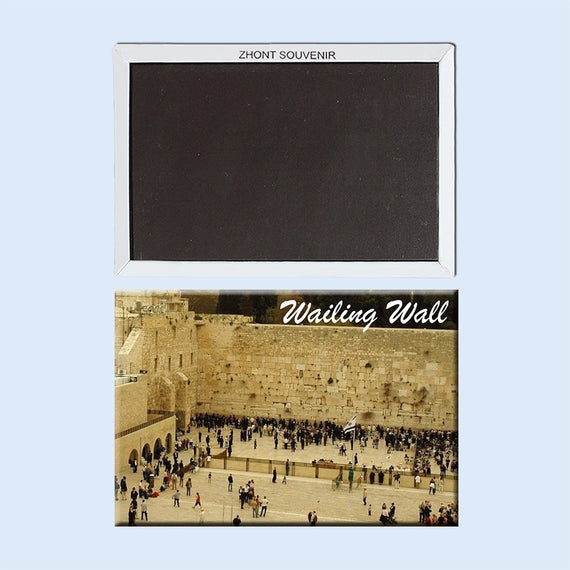 western wall wailing wall  Jerusalem  22621  Landscape  Magnetic refrigerator  gifts for friends   Travel souvenirs | Shop Latest Jewelry Accessories | Judelry.com