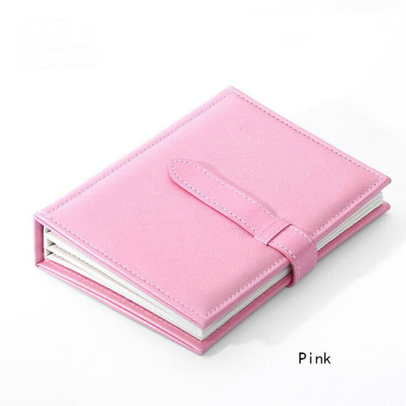 Earrings Organiser Book Style, Leather Cover | Shop Latest Jewelry Accessories | Judelry.com