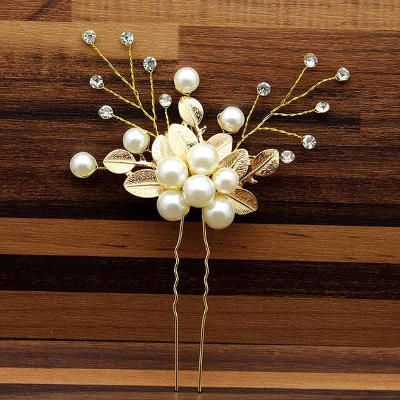 Elegant Hair Pins, Different Choices, Rose Gold | Shop Latest Jewelry Accessories | Judelry.com