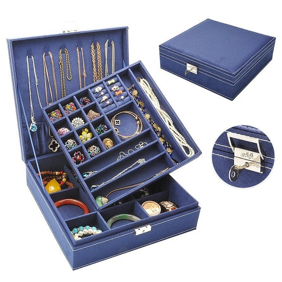 Jewelry Box Simple layout, All in One | Shop Latest Jewelry Accessories | Judelry.com