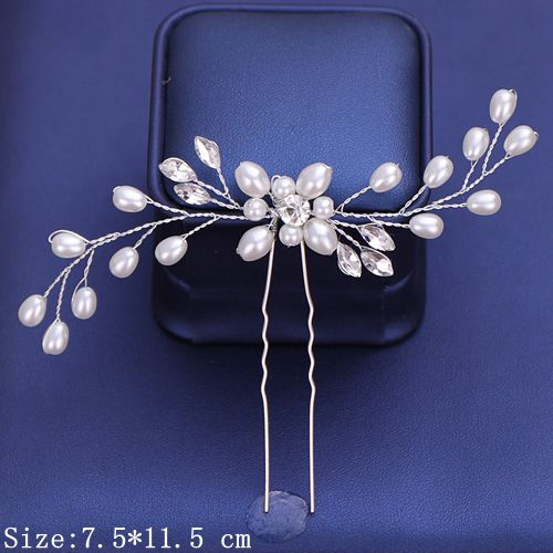 Wedding Hair Pins Jewelry - Face Pearl | Shop Latest Jewelry Accessories | Judelry.com