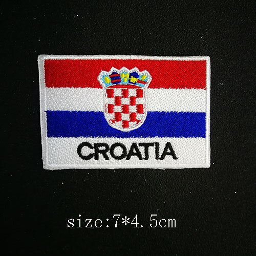 Miltary Country Flag TEAM USA Israel  UK Australia Italy Iron \Sew On Patch Embroidered Applique Sewing Label Patches Badges | Shop Latest Jewelry Accessories | Judelry.com