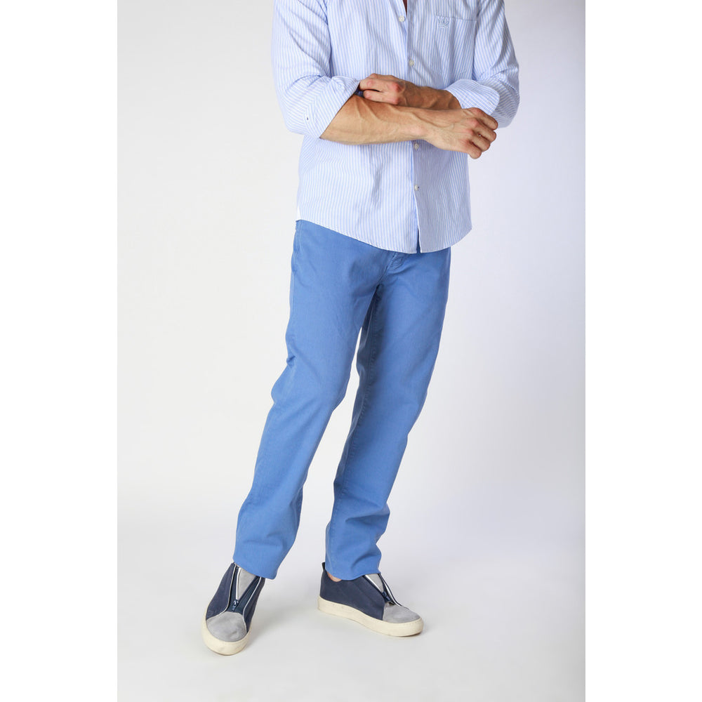 J1551T814-1M_828_DELFT-BLUE-Blue-28-Jaggy Men Jeans-Home > Men's > Clothing > Jeans-Jaggy-blue-28-Faeshon.com