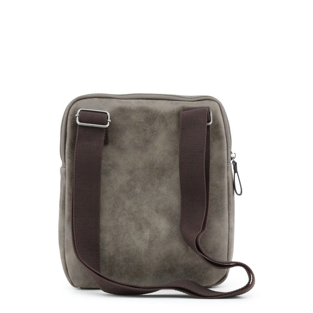 CB363_DARKBROWN-Brown-NOSIZE-Carrera Jeans Crossbody Bags-Home > Bags > Crossbody Bags-Carrera Jeans-brown-NOSIZE-Faeshon.com