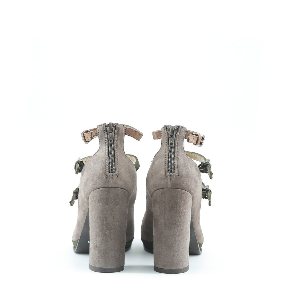 FILOMENA_TORTORA-Grey-36-Made in Italia - FILOMENA Heels-Home > Shoes > Pumps & Heels-Made in Italia-grey-36-Faeshon.com