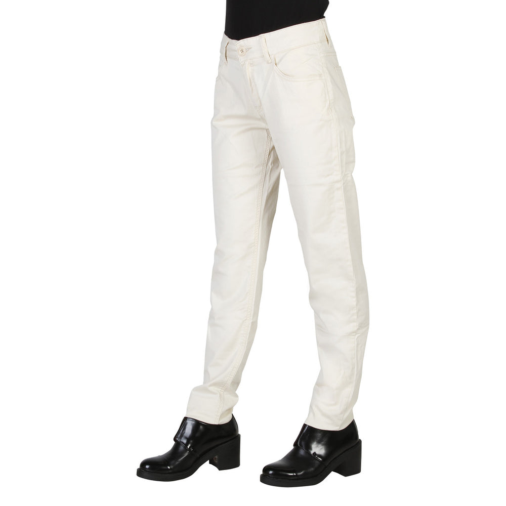 000752_01572_008-Yellow-42-Carrera Jeans Trouser-Home > Women's > Clothing > Trousers-Carrera Jeans-yellow-42-Faeshon.com