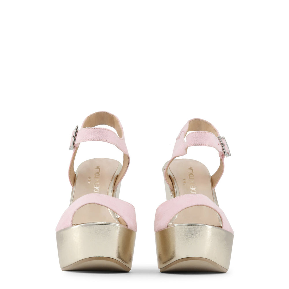 BETTA_ROSA-Pink-36-Made in Italia - BETTA Women Wedges-Home > Shoes > Wedges-Made in Italia-pink-36-Faeshon.com