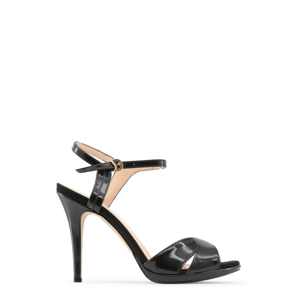 PERLA_NERO-Black-36-Made in Italia - PERLA Sandal-Home > Shoes > Sandals-Made in Italia-black-36-Faeshon.com