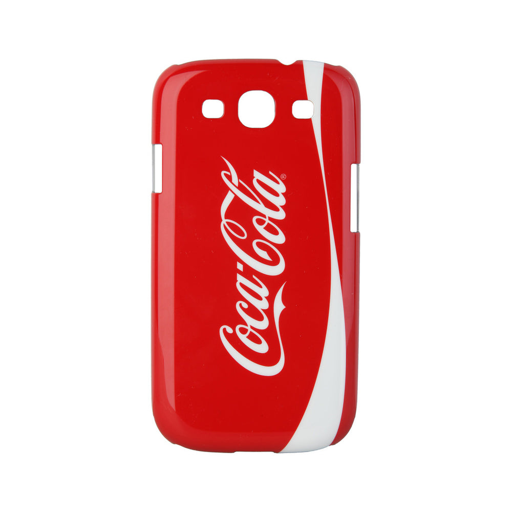 CCHS_GLXYS3S1204-Red-NOSIZE-Coca Cola - Cover-Home > Accessories > Cases-Coca Cola-red-NOSIZE-Faeshon.com