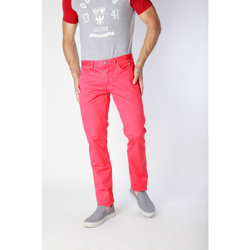 J1551T812-1M_525_ROCOCO-RED-Red-30-Jaggy Men Trouser-Home > Women's > Clothing > Trousers-Jaggy-red-30-Faeshon.com