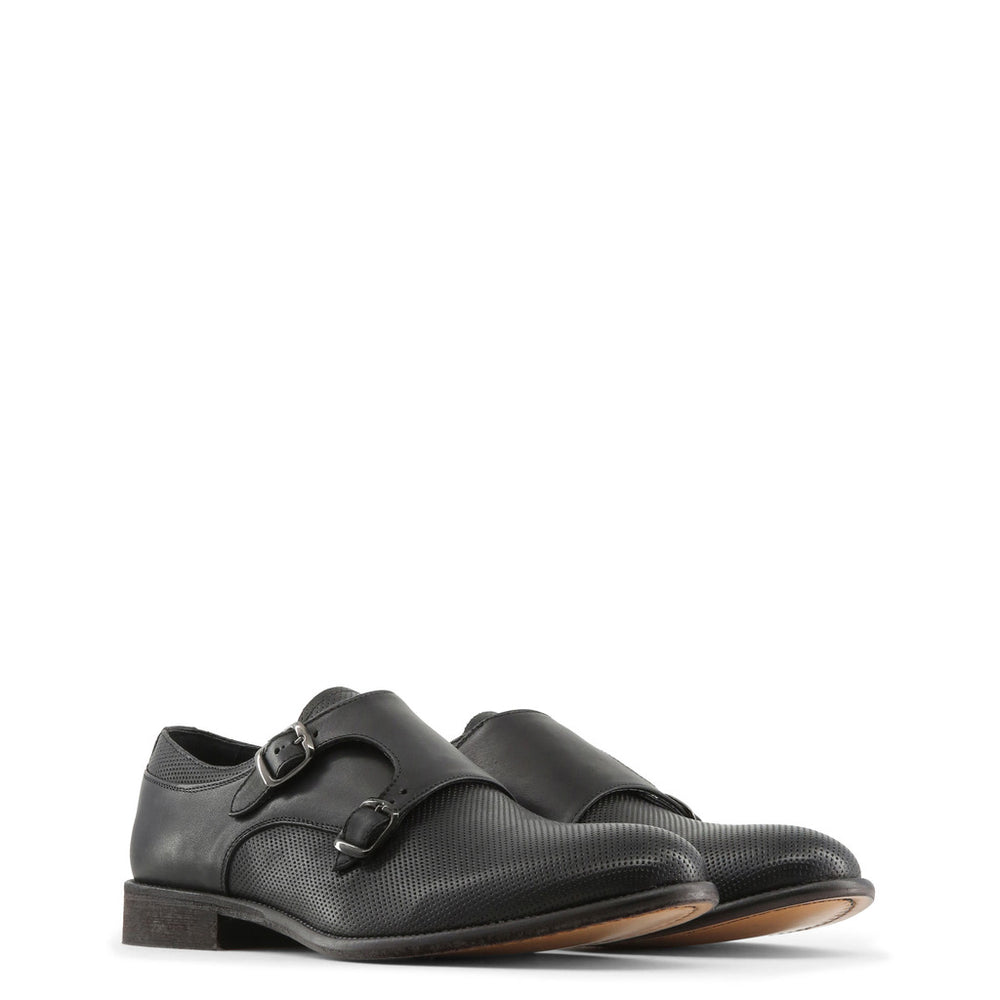 CELSO_NERO-Black-40-Made in Italia - CELSO Flat shoe-Home > Shoes > Flat shoes-Made in Italia-black-40-Faeshon.com