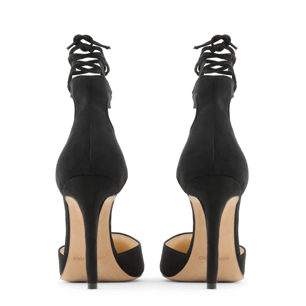 BERENICE_NERO-Black-36-Made in Italia - BERENICE Heels-Home > Shoes > Pumps & Heels-Made in Italia-black-36-Faeshon.com