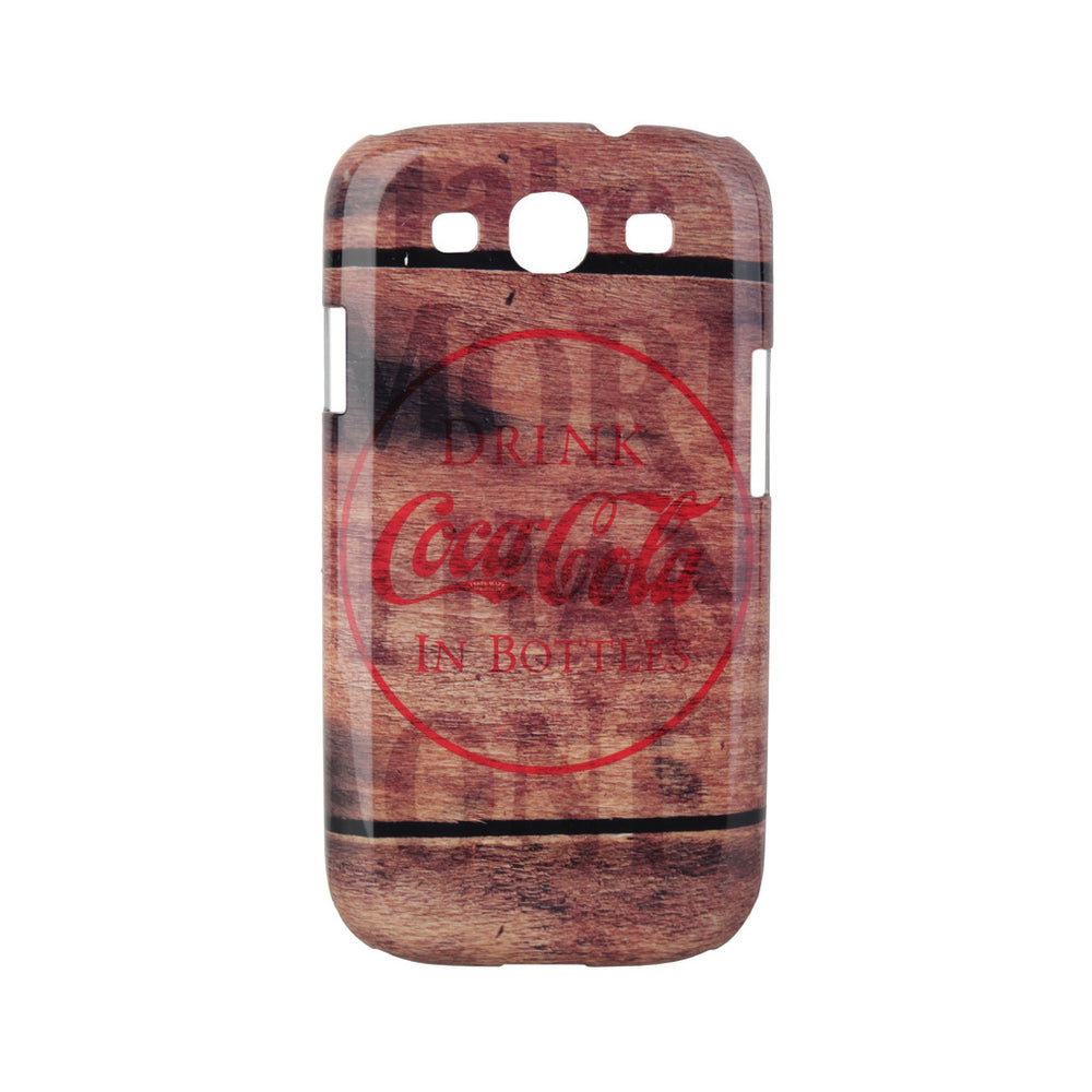 CCHS_GLXYS3S1201-Brown-NOSIZE-Coca Cola - Cover-Home > Accessories > Cases-Coca Cola-brown-NOSIZE-Faeshon.com