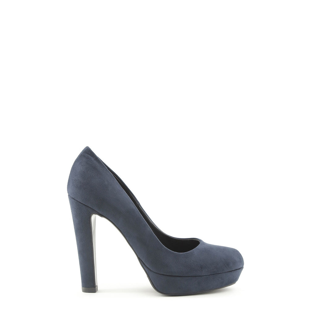 ALFONSA_BLU-Blue-38-Made in Italia - ALFONSA Heels-Home > Shoes > Pumps & Heels-Made in Italia-blue-38-Faeshon.com