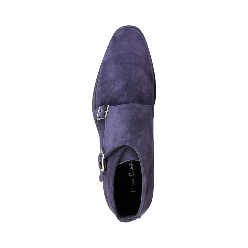FERDINAND_BLEU-Blue-EU 43-Pierre Cardin - FERDINAND Men Flat Shoes-Home > Shoes > Flat shoes-Pierre Cardin-blue-EU 43-Faeshon.com