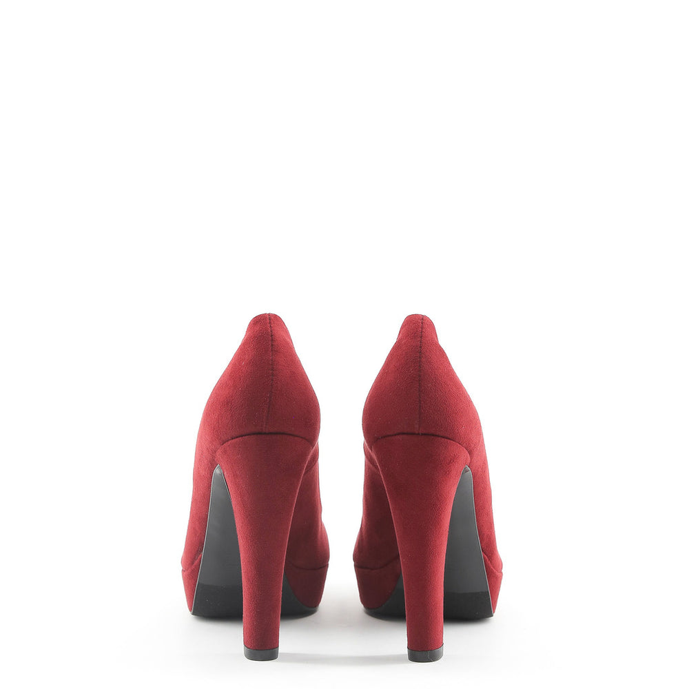 ALFONSA_BORDO-Red-37-Made in Italia - ALFONSA Heels-Home > Shoes > Pumps & Heels-Made in Italia-red-37-Faeshon.com
