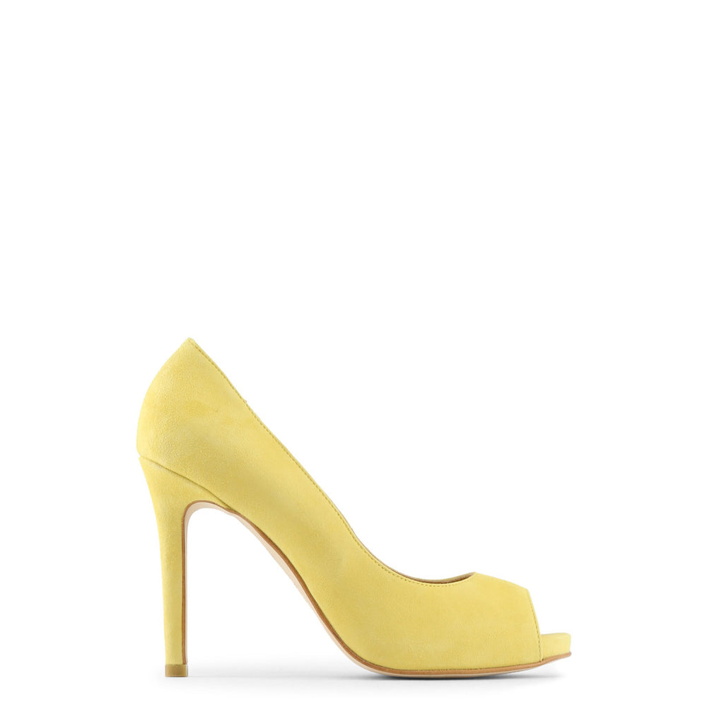 ERMINIA_GIALLO-Yellow-39-Made in Italia - ERMINIA Heels-Home > Shoes > Pumps & Heels-Made in Italia-yellow-39-Faeshon.com