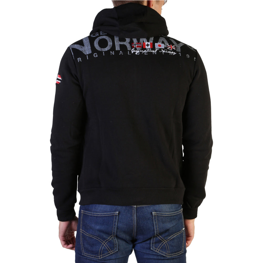 Fespote100_man_black-Black-S-Geographical Norway - Fespote100_man-Clothing Sweatshirts-Geographical Norway-black-S-Faeshon.com