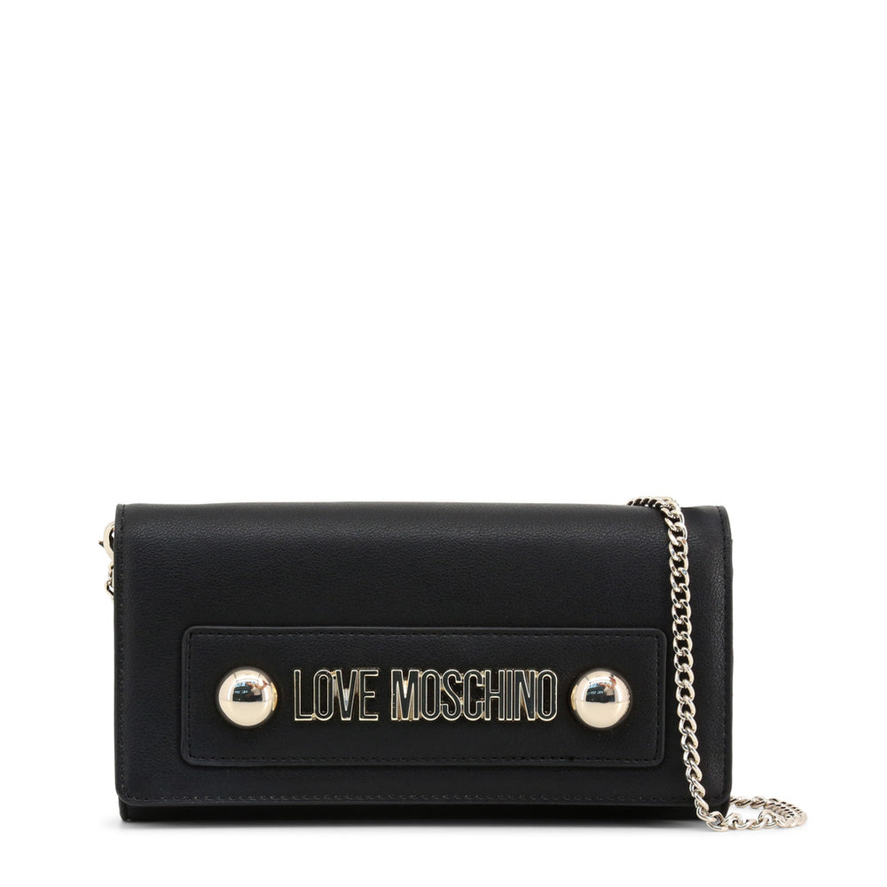 JC5607PP18LC_0000-Black-NOSIZE-Love Moschino - JC5607PP18LC-Bags Clutch bags-Love Moschino-black-NOSIZE-Faeshon.com