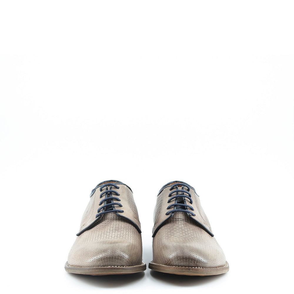 LEANDRO_TAUPE-Brown-40-Made in Italia - LEANDRO-Home > Shoes > Lace up-Made in Italia-brown-40-Faeshon.com