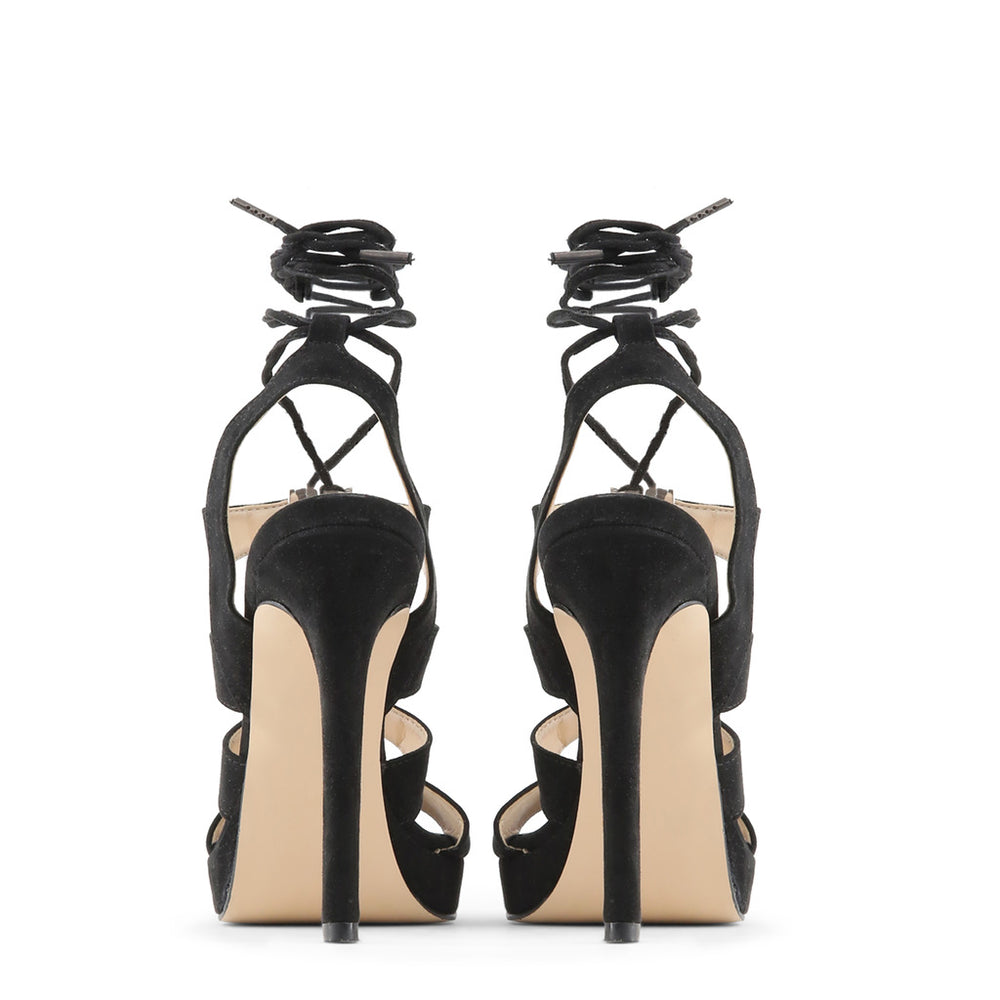 FLAMINIA_NERO-Black-36-Made in Italia - FLAMINIA Sandal-Home > Shoes > Sandals-Made in Italia-black-36-Faeshon.com
