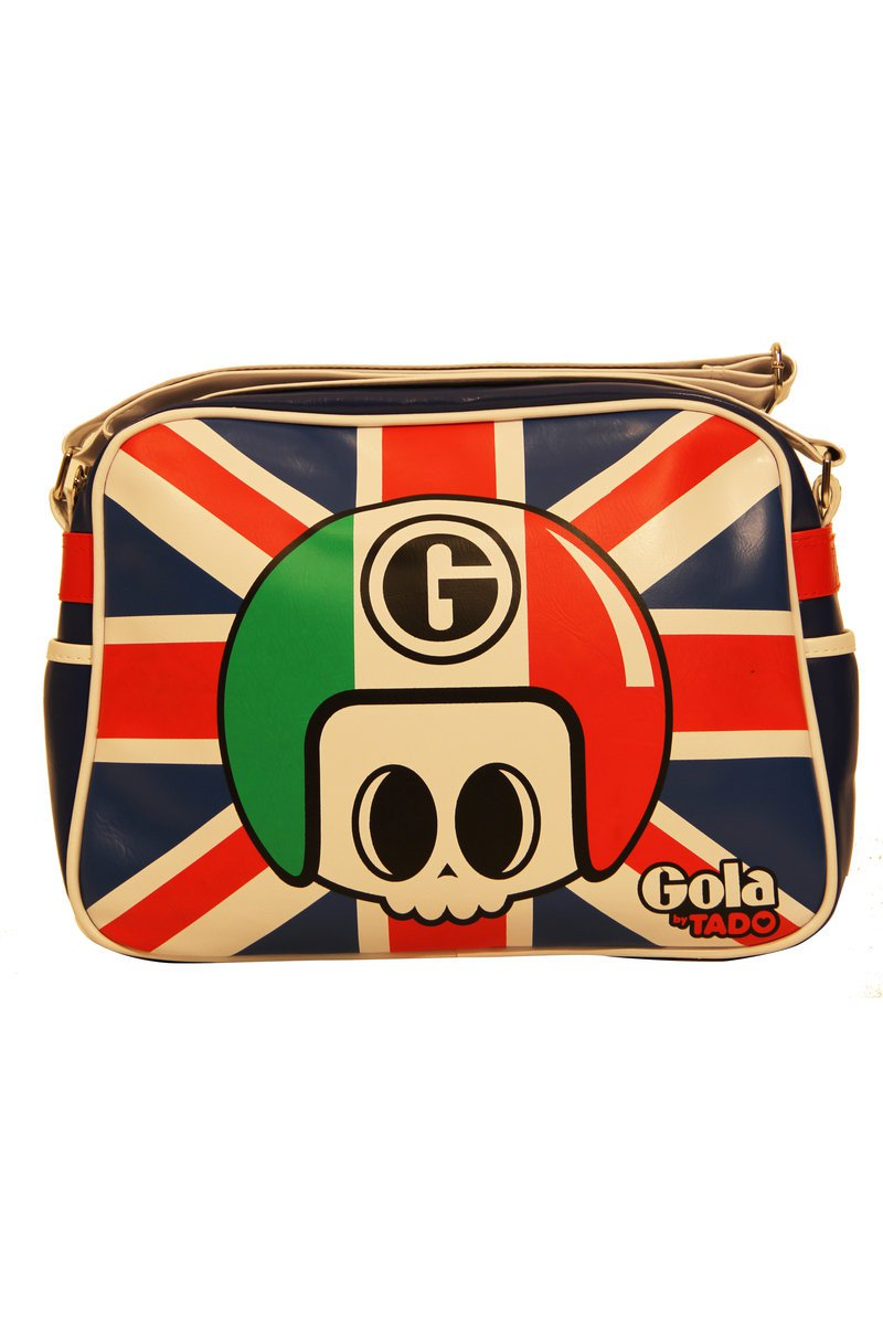 58266-Gola Women Bag-Home > Bags > Shoulder bags-gola-blue-UNIQUE-Faeshon.com