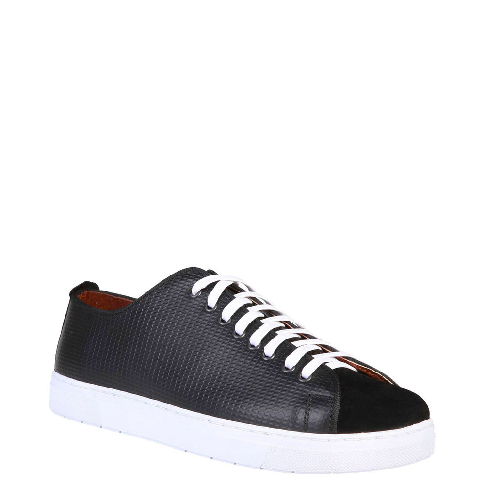 EDGARD_NOIR-Black-41-Pierre Cardin - EDGARD-Shoes Sneakers-Pierre Cardin-black-41-Faeshon.com