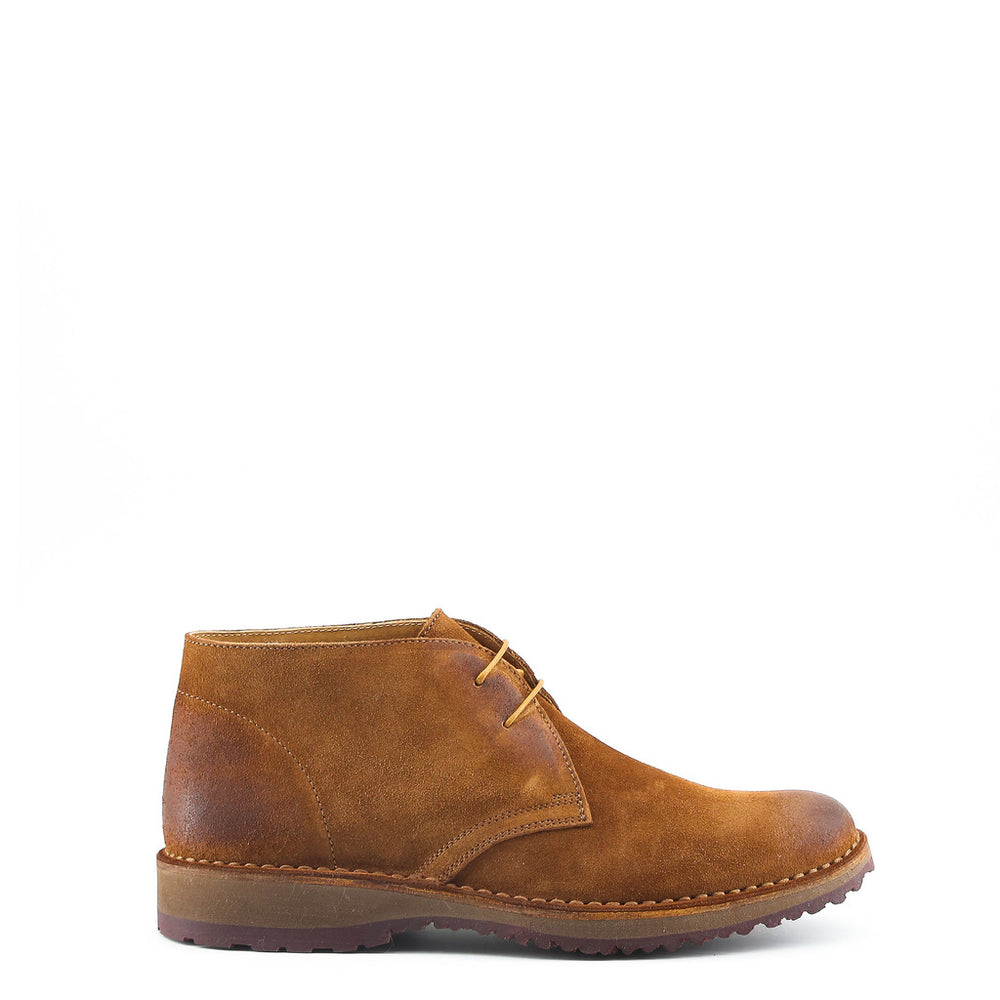 TOMMASO_CUOIO-Brown-41-Made in Italia - TOMMASO-Home > Shoes > Lace up-Made in Italia-brown-41-Faeshon.com
