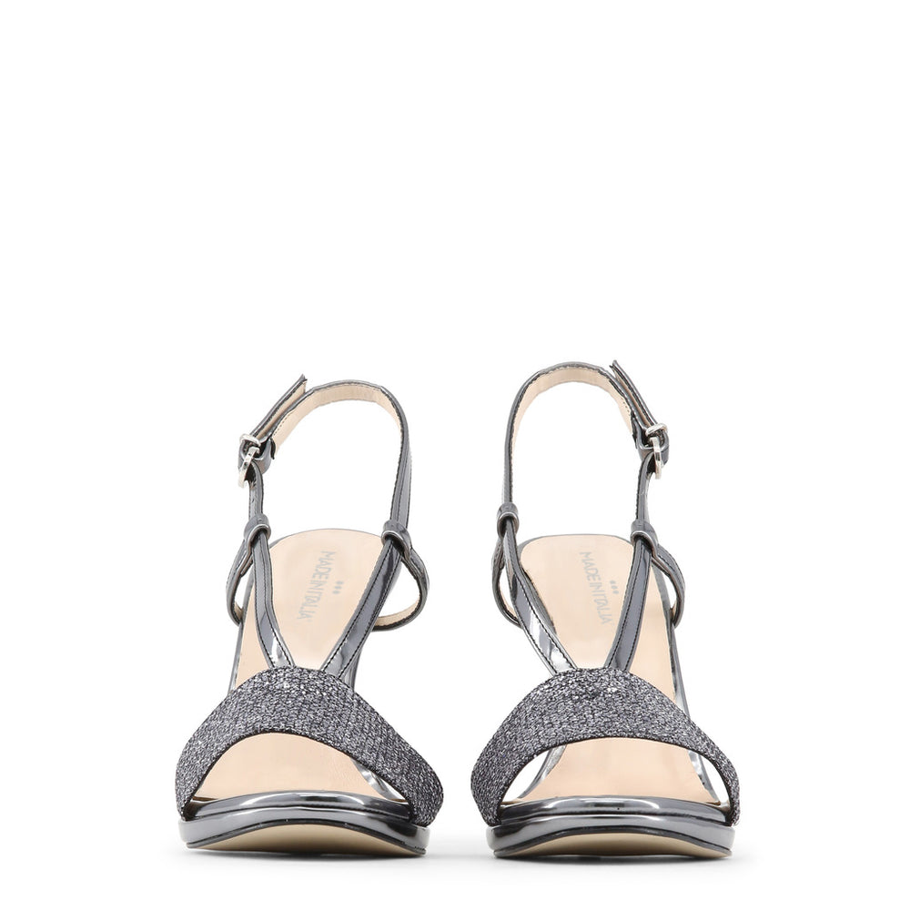 REGINA_CDF-Grey-38-Made in Italia - REGINA Sandal-Home > Shoes > Sandals-Made in Italia-grey-38-Faeshon.com