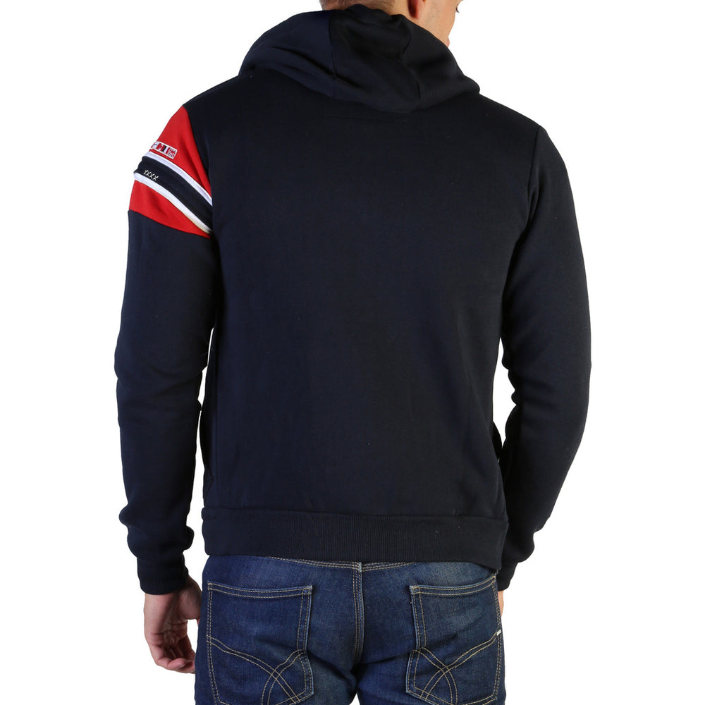 Faponie100_man_navy-Blue-S-Geographical Norway - Faponie100_man-Clothing Sweatshirts-Geographical Norway-blue-S-Faeshon.com