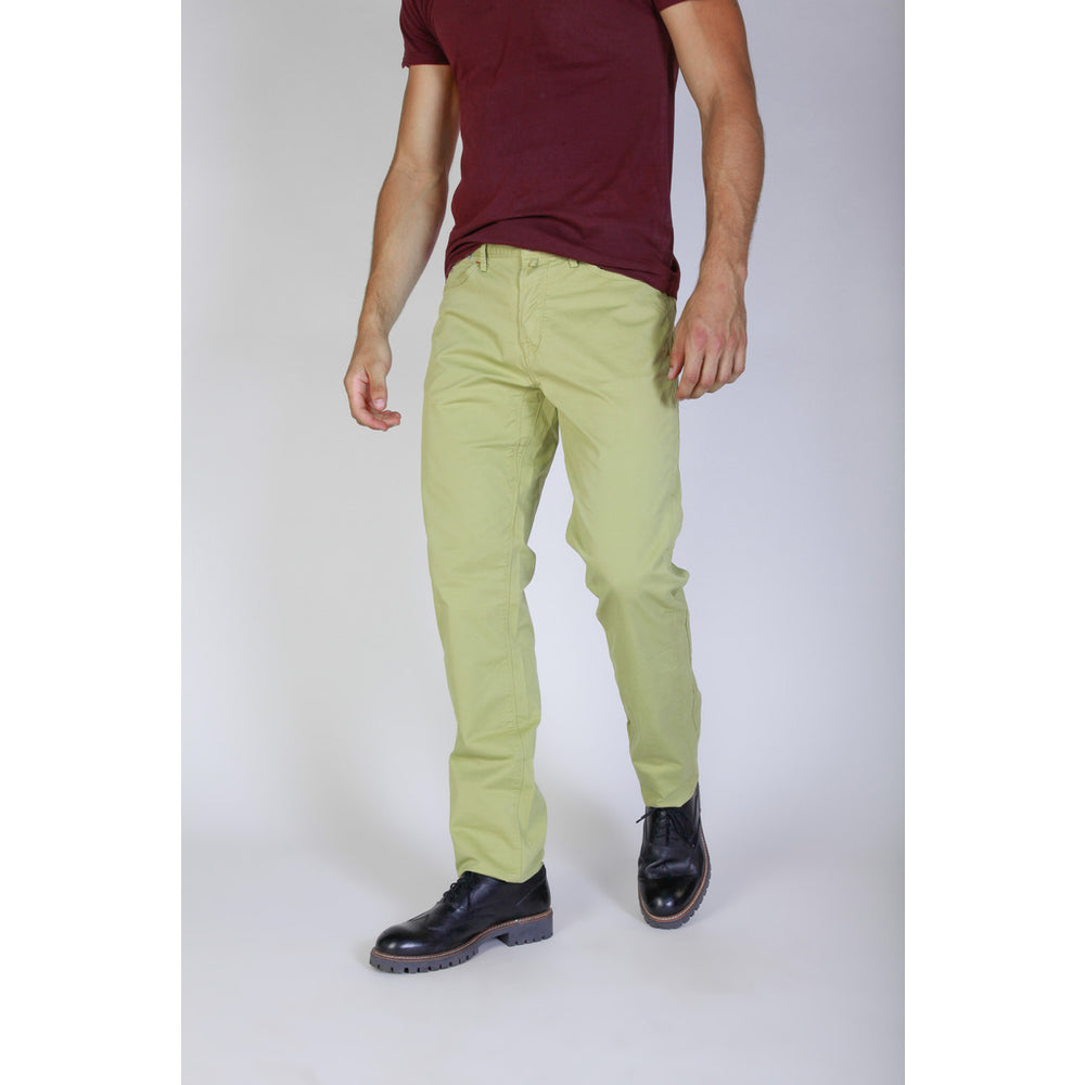 J1889T812-Q1_609_PISTACHIO-NUT-Green-33-Jaggy Men Trouser-Home > Women's > Clothing > Trousers-Jaggy-green-33-Faeshon.com