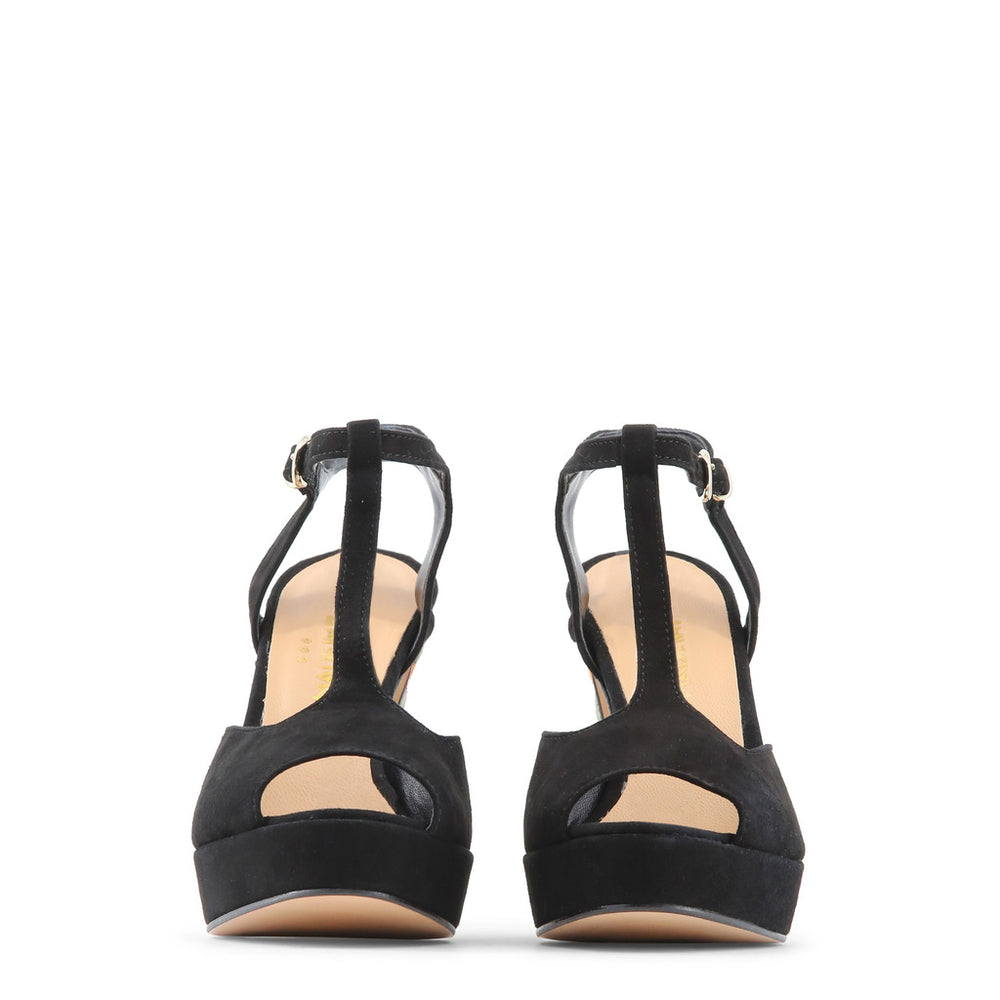 ROSALINDA_NERO-Black-37-Made in Italia - ROSALINDA Sandal-Home > Shoes > Sandals-Made in Italia-black-37-Faeshon.com