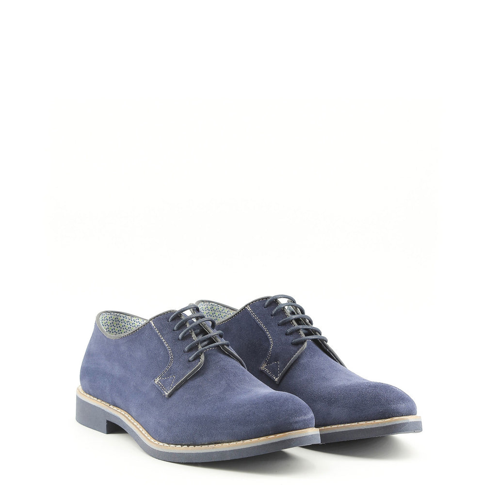 GIULIANO_INDACO-Blue-40-Made in Italia - GIULIANO-Home > Shoes > Lace up-Made in Italia-blue-40-Faeshon.com