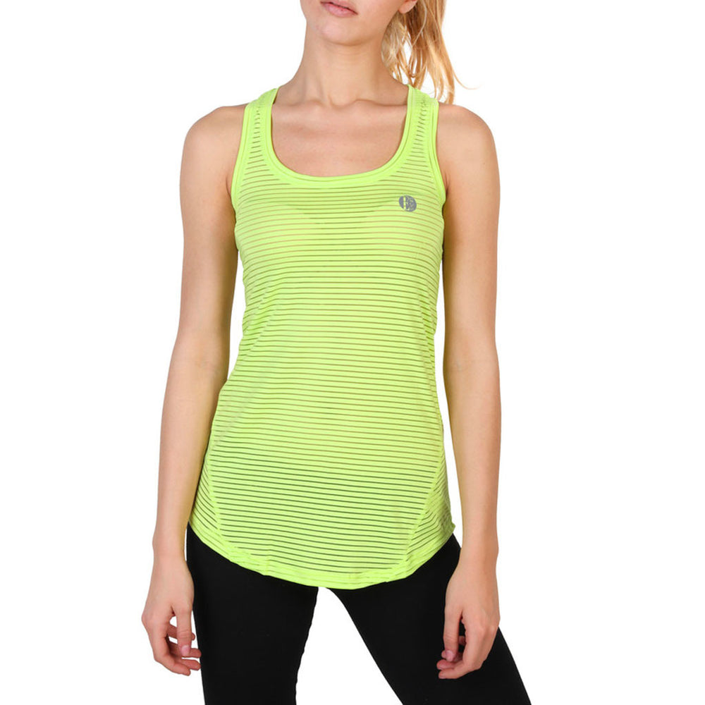 ES2800_226-SUGARLIME-Green-XS-Elle Sport Top-Home > Women's > Clothing > Tops-Elle Sport-green-XS-Faeshon.com