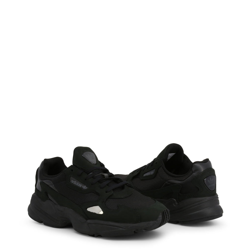 G26880_FALCON-Black-UK 3.5-Adidas - FALCON-Shoes Sneakers-Adidas-black-UK 3.5-Faeshon.com