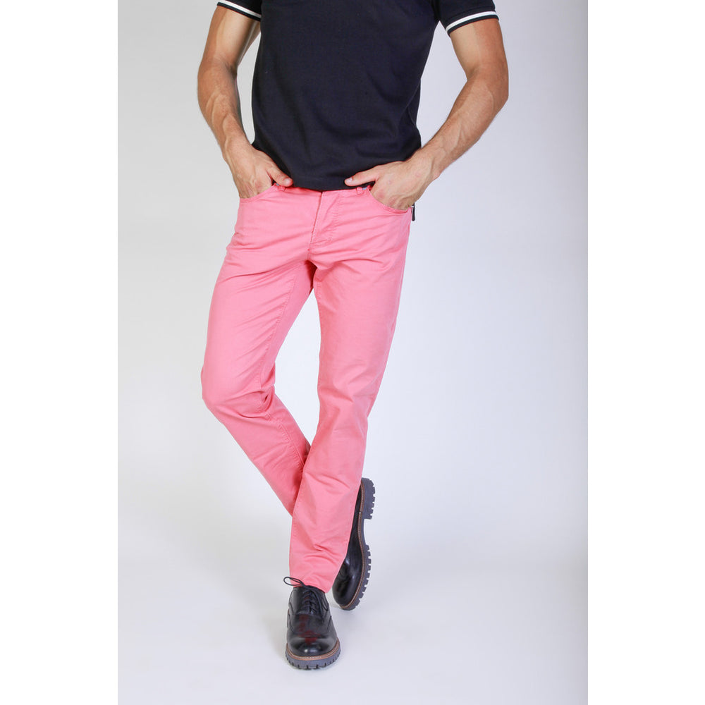 J1551T812-Q1_503_FADED-RED-Red-29-Jaggy Men Trouser-Home > Women's > Clothing > Trousers-Jaggy-red-29-Faeshon.com