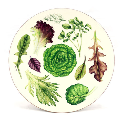 Large 'Lettuce' Serving Mat