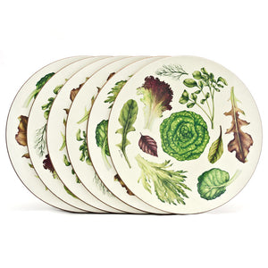 The 'Lettuce Leaves Collection' Tablemat Set - OUT OF STOCK