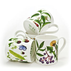 Set of Four Mugs