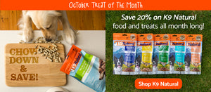 October Treat of the Month