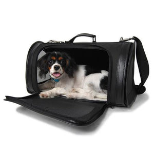 Black Kelle Dog Carrier