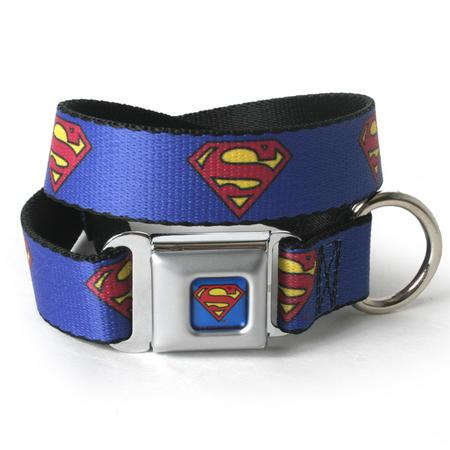 Superman Dog Collar - Muttropolis