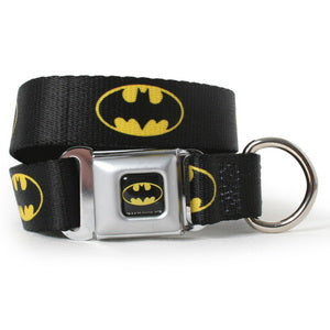 Batman Wings Dog Collar