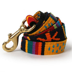 Sun and Stars Dog Leash