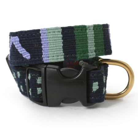 Mountains and Stars Dog Collar