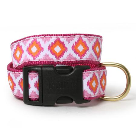 Pink Crush Diamond Dog Collar